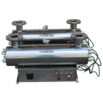 Chunke Stainless Steel UV Sterilizer for Water Filter