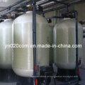 Filtro de Água Automático de Mídia Manual para Água Pura Tratamento Industrial de Pré-Água