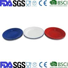 OEM Enamel Tableware Dinnerware, Enamelware, Plate