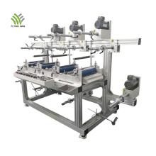 Máquina de laminação precisa de espuma de poliuretano multicamadas e três lugares