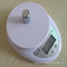 Escala eletrônica digital da cozinha 5kg / 1g B05