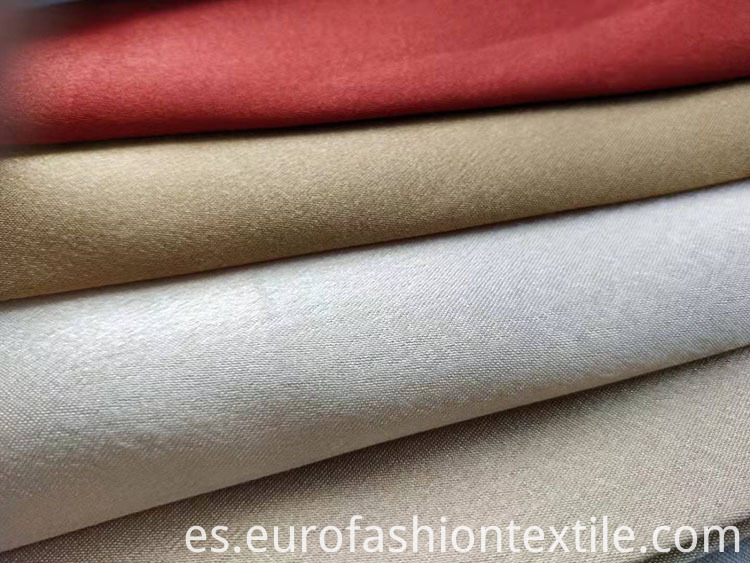 Back Crepe Satin Fabric