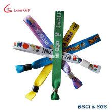 Polyester Disposable Bracelet Custom