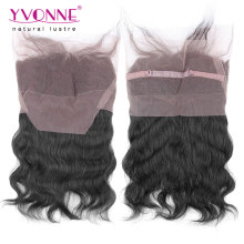 Top Quality Body Wave Brazilian 360 Full Lace Frontal