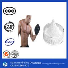 Anabolic Bodybuilding Hormona Esteroidal Polvo en bruto Nandrolona Decanoate