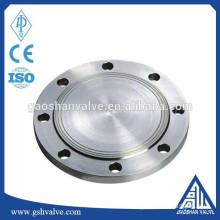 iso standard stainless steel 304 blind flange