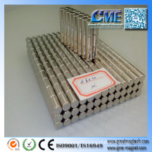 Buy Strong Magnet Neodymium Cylinder Magnets Best NdFeB Magnet Price