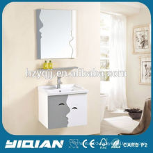 Smile Design Wall Mounted Door Hinges Waterproof India Hot Sell Washbasin Cabinets