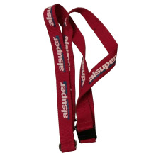 Polyester Personalized Lanyards with Snap Fastener
