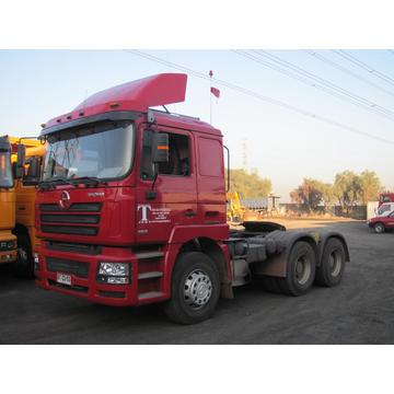 شاحنة جرار SHACMAN DELONG F3000 6x4 380HP