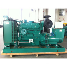 200kw Cummins Open Type Diesel Power Generator