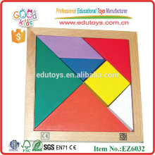 Tangram Custom Wooden Puzzle
