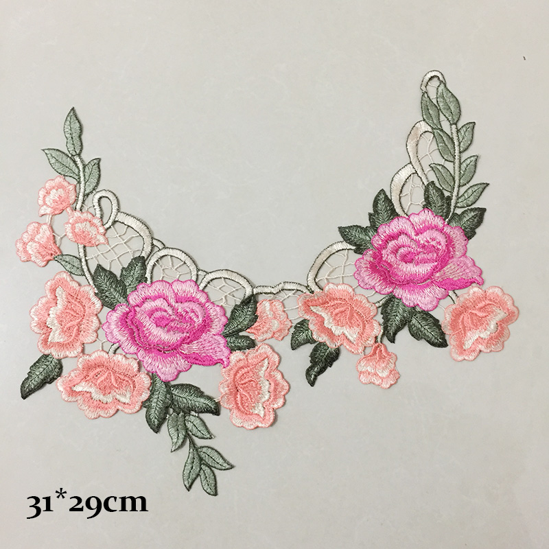 embroidery collar