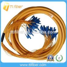 Multi Core Fiber Optic Jumper Cable 48Core SC/SC