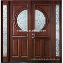 Phantasie woo Tür Design von zwei Panel Tür Design