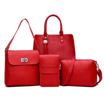 New Models superfibrin leather lady Bolso de mano