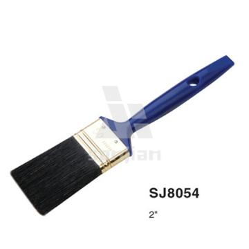 Sjie8054 Langer Griff mit schwarzer Borsten-Bürste
