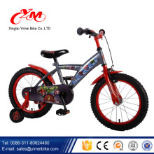 2017 New design cool bmx bicycle kids/air tires baby bike for kids child/outdoor sport children exercise bike EN 71 standard