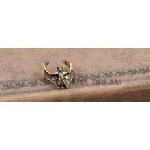 Modeschmuck aus Messing Vintage Ohr Manschette Clip Ohrringe