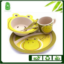 Hot-Sell Bamboo Fibre Children Dinnerware (BC-BB-SU2004)