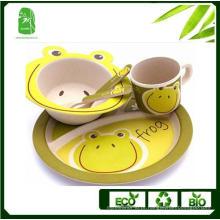 Hot-venda de bambu fibra crianças Dinnerware (BC-BB-SU2004)