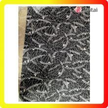 новый дизайн тюль-вышивальная ткань