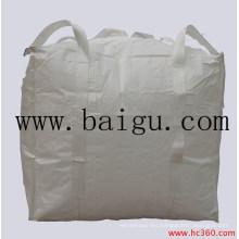 White Fabric PP FIBC Jumbo Bag