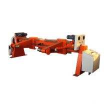 Corrugated Board Production Line electric shaftless paper roller mill roll stand