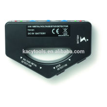 3 in1 stud metal and voltage detector