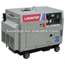Gerador silencioso da gasolina 5.0KW 50HZ 4 tempos