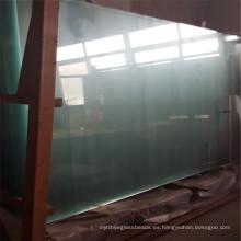Vidrio templado modificado para requisitos particulares, vidrio de seguridad para los paneles decorativos de la cerca
