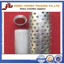 Perforated Galvanized Sheet Metal/Perforated Sheet Metal