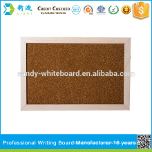 "Wooden Frame Corkboard 30*40cm/11.8*15.7"""