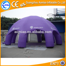 Carpa inflable del garage del coche de la alta calidad, tienda inflable de la araña, camping inflable de la tienda