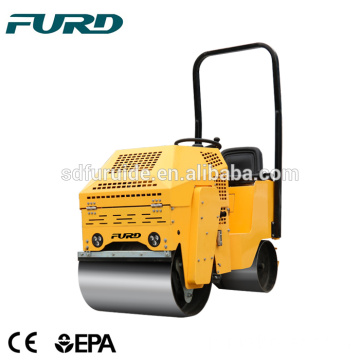 FYL-860 Mini Double Steel Wheel Road Roller for Sale FYL-860 Mini Double Steel Wheel Road Roller for Sale