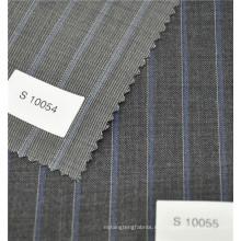 пряжа шерстей нашивки полиэфира саржевого модные ткани для костюма