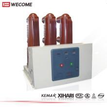 wecome 12kV Side Mounted Type Indoor High Voltage Vacuum Circuit Breaker