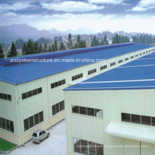 China Supplier Steel Structure Factory Building