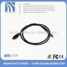 Кабель HDMI высокого качества 1.3V ЧЕРНЫЙ ДЛЯ ПРОЕКТОРА TV HTDV