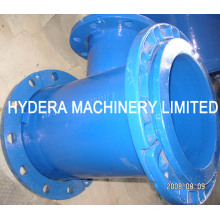 Ductile Iron Pipe Fitting With Loosing Flange