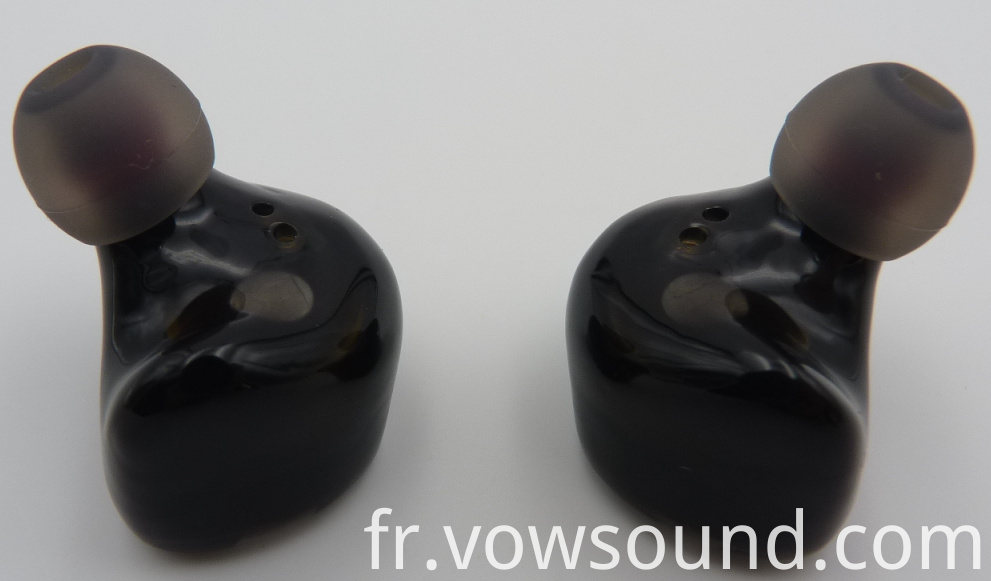 Wireless Earphones with Dual Drivers