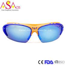 High Quality Light PC Colorful Sports Sunglass (14368)