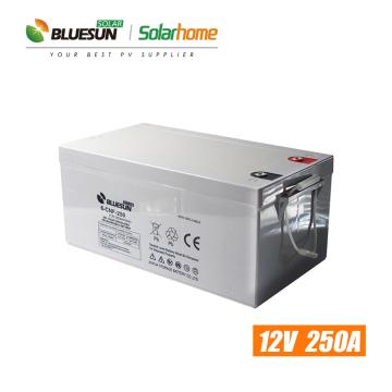 Система резервного питания от свинцовой аккумуляторной батареи 12 В 250ah
