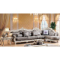 Wood Fabric Sofa for Living Room Furniture (112)