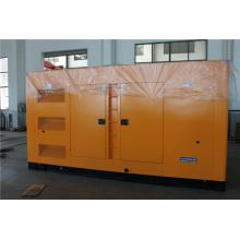 150kVA / 120kw Anhänger Mobiler Dieselgenerator mit Cummins Motor