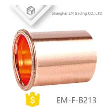 Encaixe de tubulação de acoplamento de cobre curto EM-F-B213