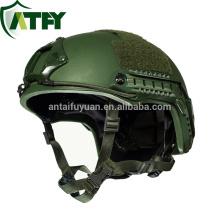 FAST Antibullet Helmet Kevlar NIJ IIIA aramid bullet proof Ballistic Helmet