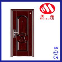Luxury Security Entrance Door in Steel Exterior Door