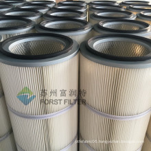 FORST Power Plant Dust Removing Medium Polyester Cylinder Air Filter
