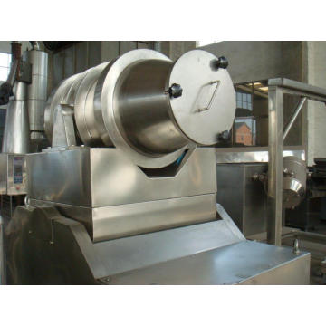 EYH series rapid mixers